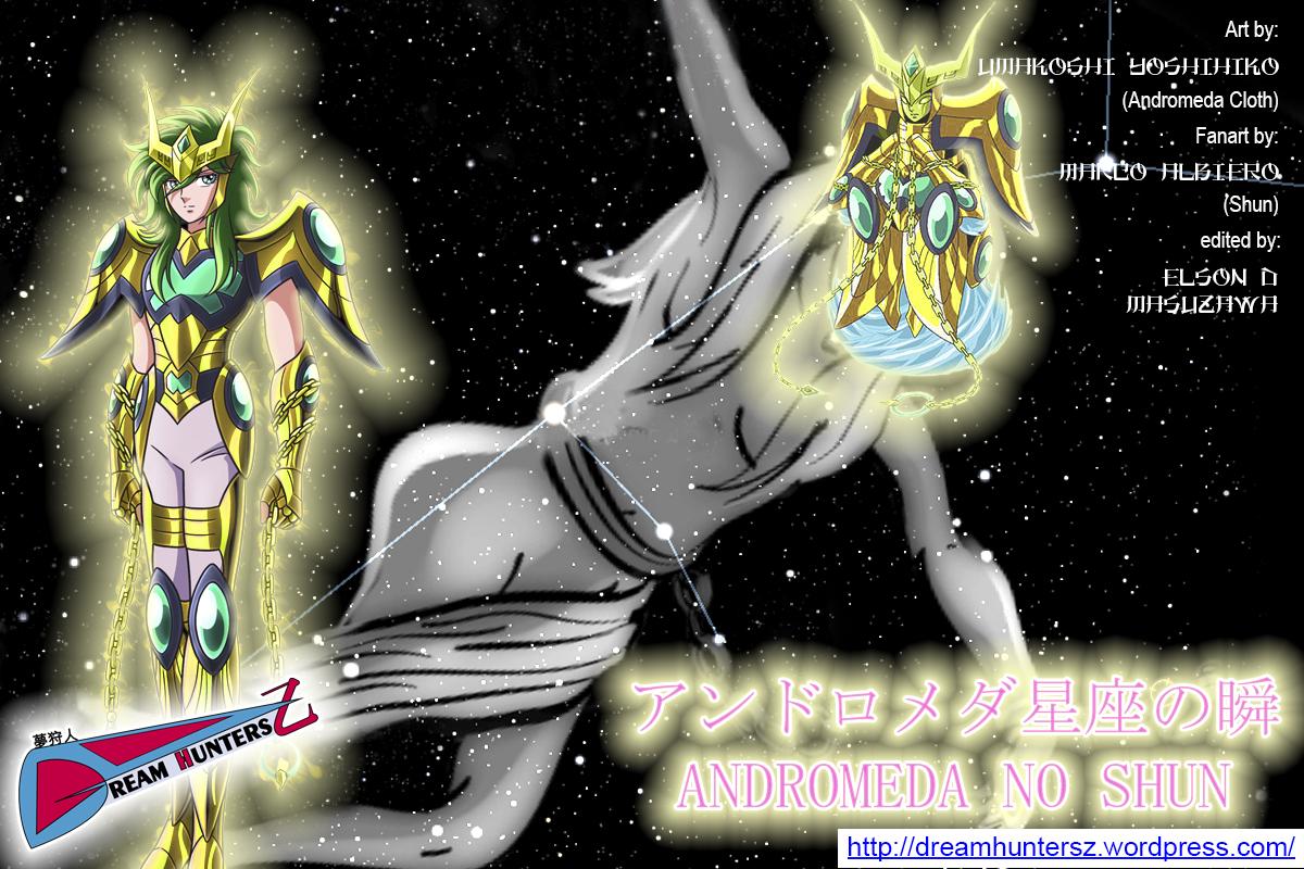 Andromeda no Shun - Shinsei Bronze Cloth - Gold Version